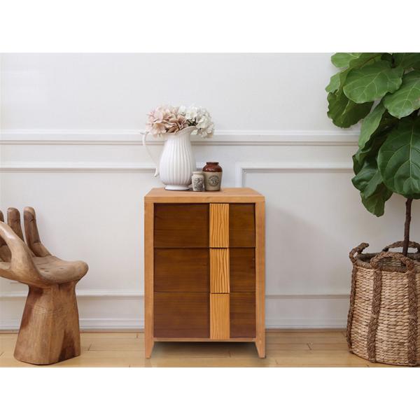 Kommode design modern  Mobili Rebecca® Kommode Schrank 3 Schubladen Design Modern Holz ...