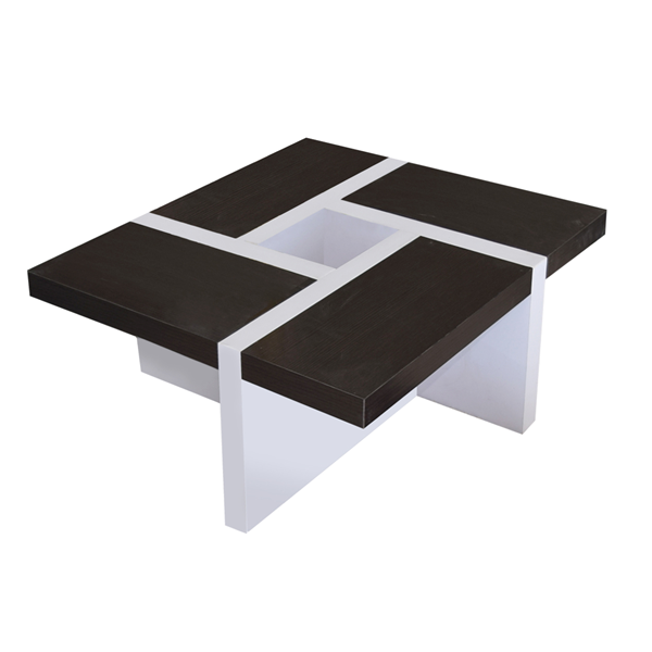 Tavolini da salotto bianchi marrone arredamento moderno for Tavolini da salotto bianchi